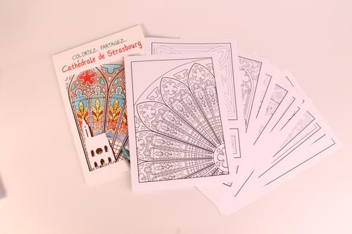 Carnet de coloriage 07