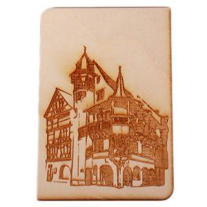 Carte postale Maison Pfister Colmar