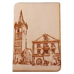Carte postale Obernai Beffroi