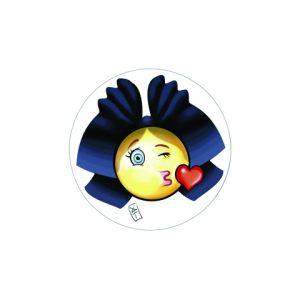 StickerF Kiss W