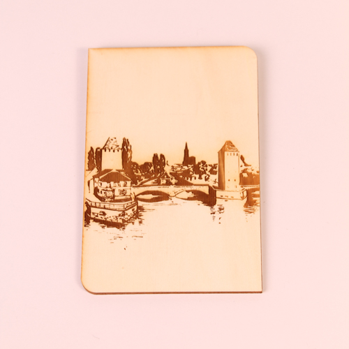 cartes stras pont couvert